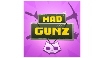 Mad GunZ logo